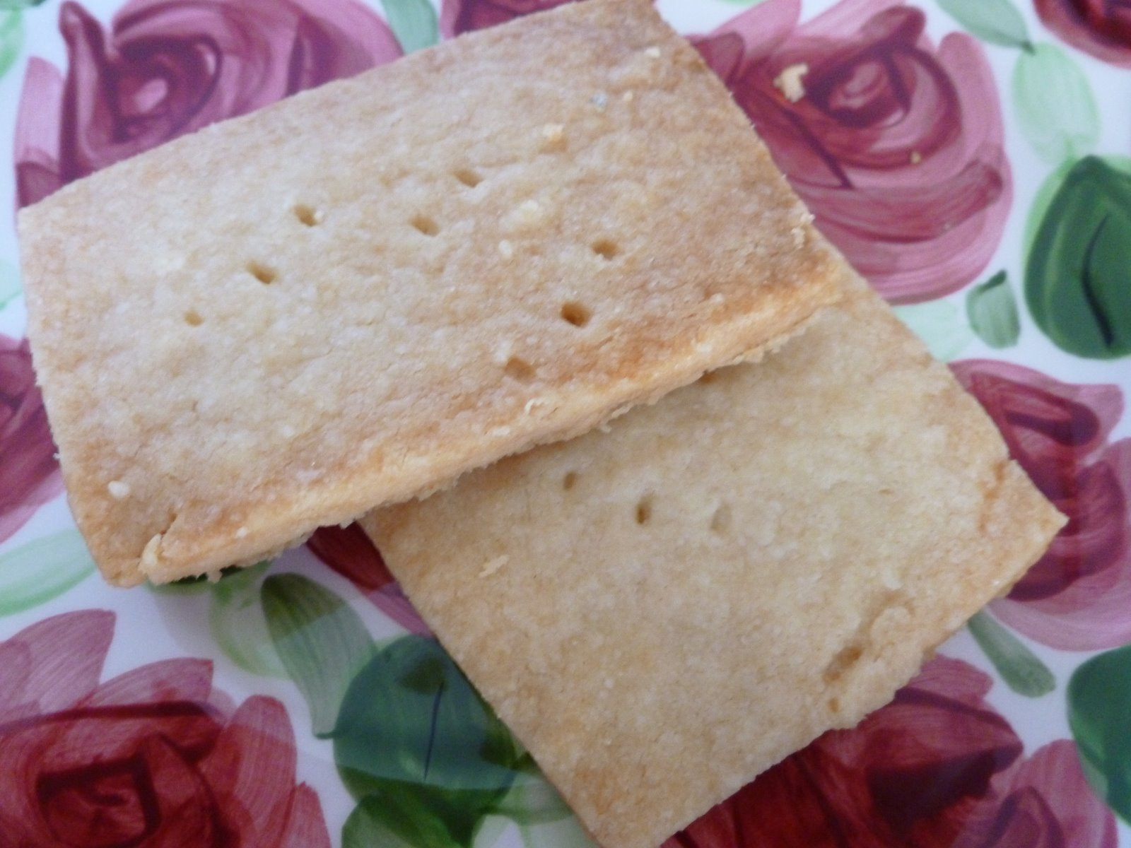 Easy Shortbread Cookies   mooreorlesscooking